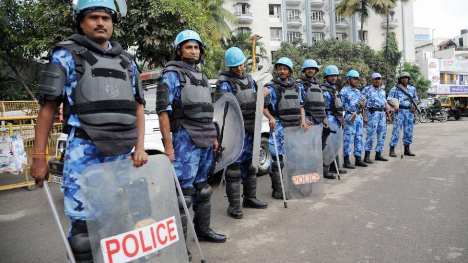 Chennai Strike