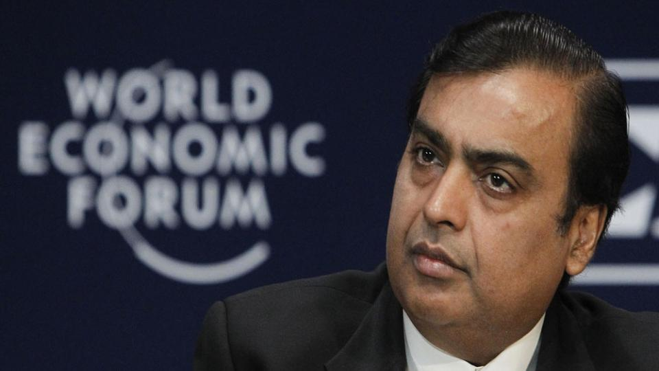 Mukesh Ambani India's richest for 9th year