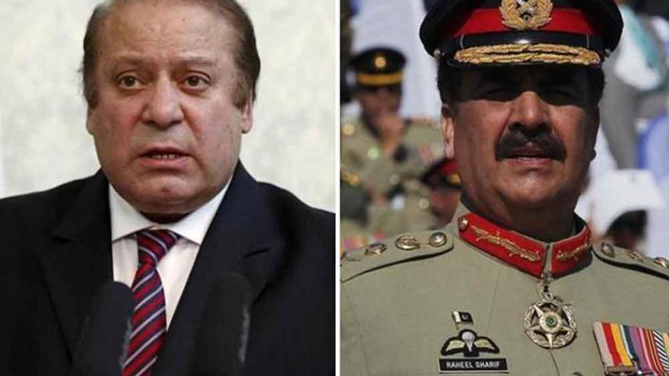 पाकिस्तानमध्ये युद्धाची चर्चा