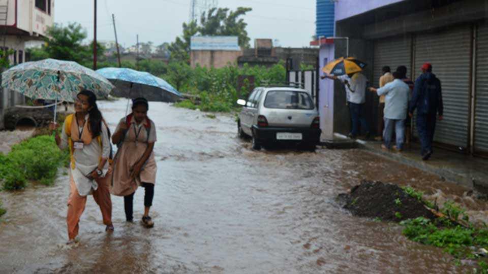 bhandara news marathi news sakal news monsoon news rain news