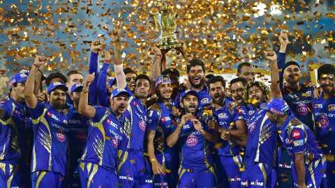Mumbai Indians IPL 2017 winner