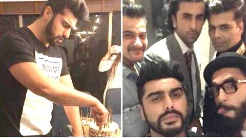 arjun kapoor birth day esakal news