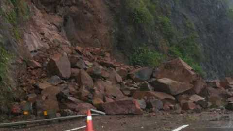 Bhor-Mahad road is open for vehicle