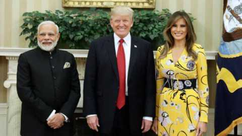 PM Narendra Modi thanks Donald Trump for praise in 2014, 'honour to 1.25 billion Indians