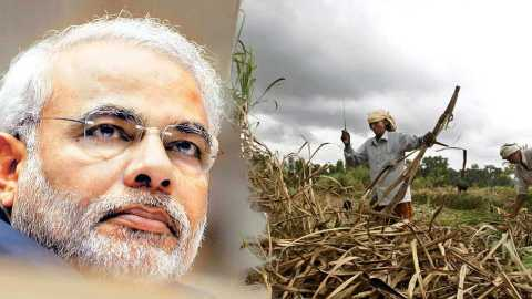 Image result for modi farmers
