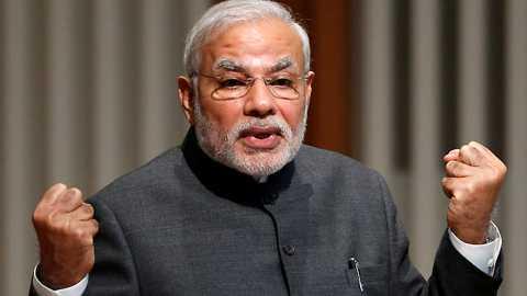 """""""Modi's initiative for Asia-Africa coridora"""