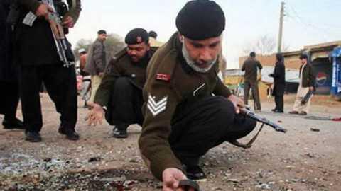 15 killed in blast at vegetable market in northwest Pakistan