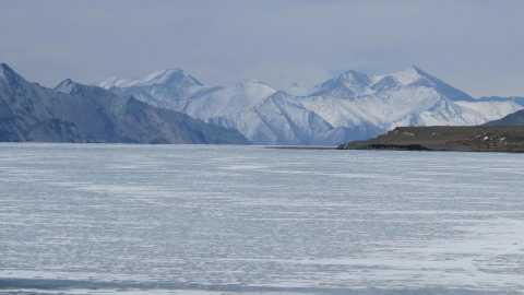 Lake Pangong