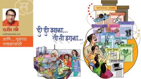 rajiv Tambe writes for parents