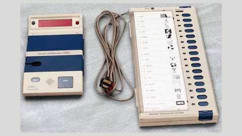 voter machine