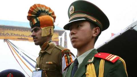 Vijay Naik writes about India and China dispute on Doklam issue
