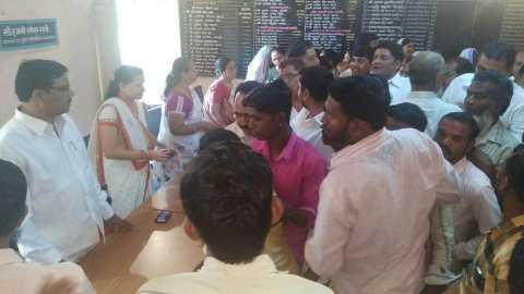 Gram Sabha in Nijampur