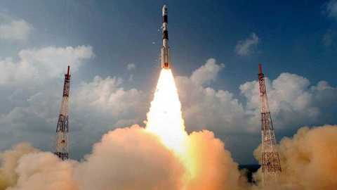 isro for the successful launch of PSLV-C37 and CARTOSAT satellite together with 103 nano satellites