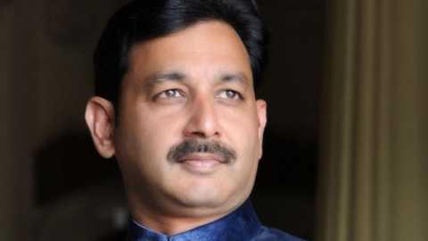 MP SambhajiRaje
