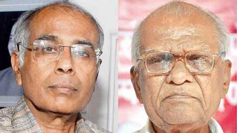 Hamid dabholkar Writes about Dabholkar and pansare Murdercase