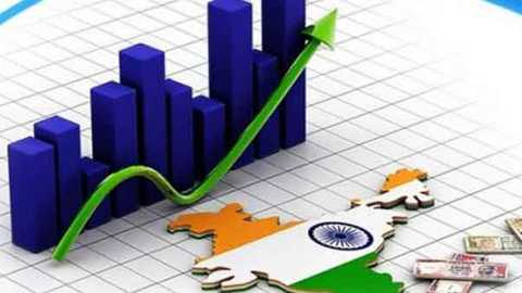 7.2 percent growth rate of the economy india