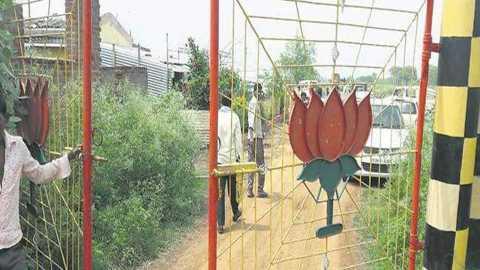 100 more cows found dead in chhattisgarhs gaushalas BJP leader arrested