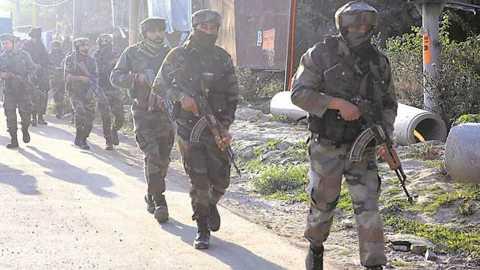 CRPF man killed, two injured in LeT attack near Srinagar