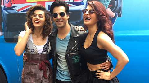 Judwaa2 trailer launch