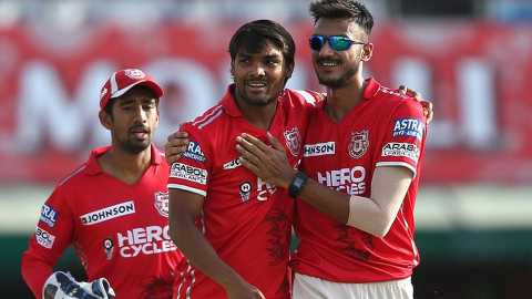 IPL 2017 : Sandeep Sharma , Martin Guptill Star as kxip Thrash Delhi Daredevils by 10 Wickets
