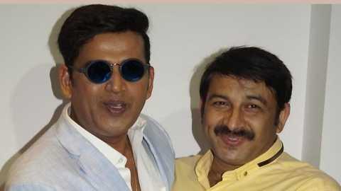 Lucknow Central' gets Manoj Tiwari & Ravi Kishan together!