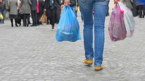 marathi news kalyan news plastic bag dombiwali news