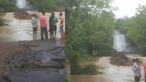 alghar news marathi news maharashtra news heavy rain monsson