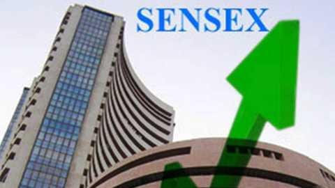 Sensex still on the rise; Nifty crosses 8450 high