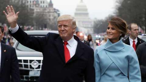 Donald Trump, Melania Trump