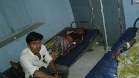 Buldhana news Due to chemical insecticide, 9 women in hospital
