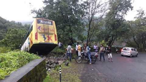 accident on lavasa road
