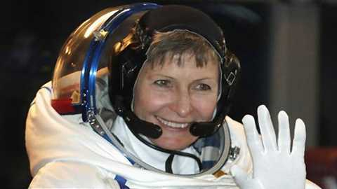 NASA's Peggy Whitson breaks record for most time spent in space