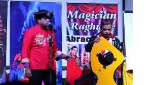 Magician Raghuveer