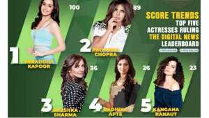 Bollywood Actress Shraddha Kapoor Became Number One On Instagram