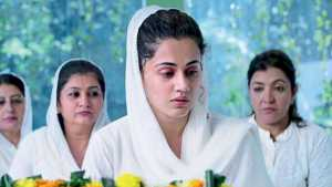 nitishastra short film starring Taapsee Pannu