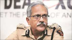 Director General of Police Satish Chandra Mathur