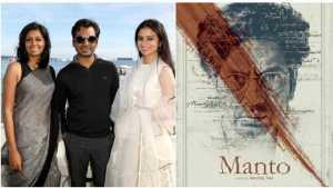 Nawazuddin Siddiqui Interview For Manto Movie