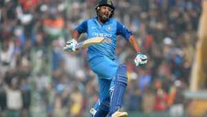 Rohit Sharma double century mohali ODI Marathi news sports cricket
