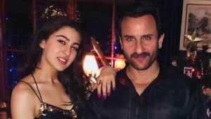Daughter Sara Ali Khan And Father Saif Ali Khan Team Up For A Film