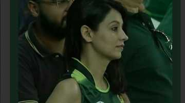 INDvsPAK Match The girl was finally identified
