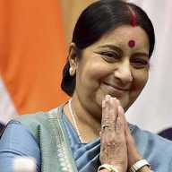 marathi news sushma swaraj meera kumar sakal news