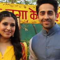 Ayushmann Khurrana and Bhumi Pednekar pair up again for 'Manmarziyan'