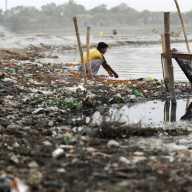 Ganga River Pollution