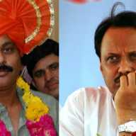 Sanjay Shinde Ajit Pawar