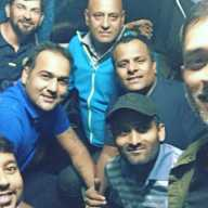 Captain MS Dhoni Joins Jharkhand Teammates on Train Ride