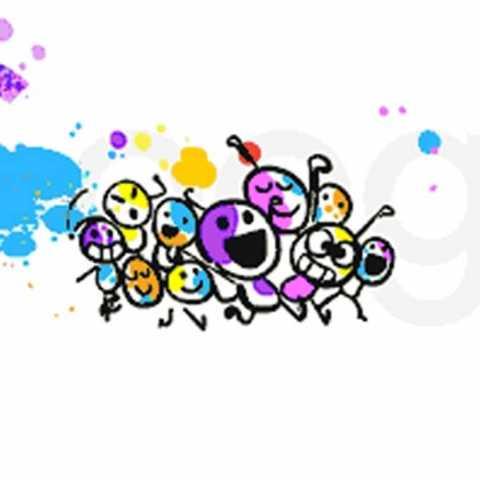 Google celebrates festival with adorable Doodle!