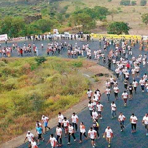 Aurangabad Heritage Half Marathon