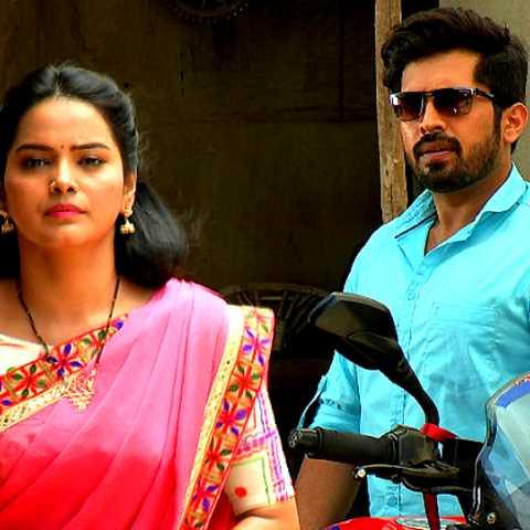 Harish Dudhade's Entry in 'Saraswati' serial