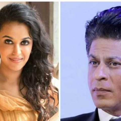 Swara Bhaskar refuses to play Shah Rukh Khan'