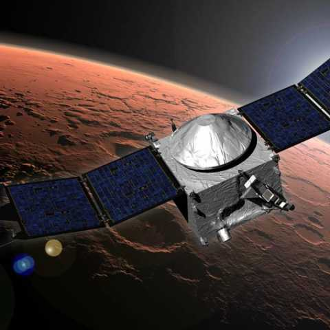 NASA just prevented a collision in Mars's orbit. Earth's could prove more challenging.